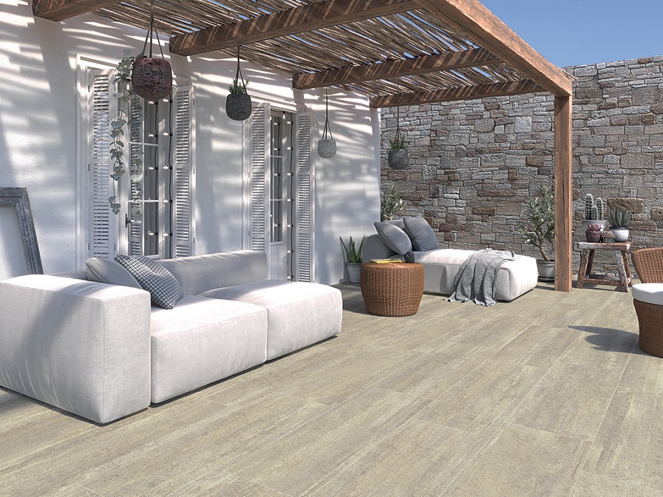 Castelvetro Outfit DECK IVORY