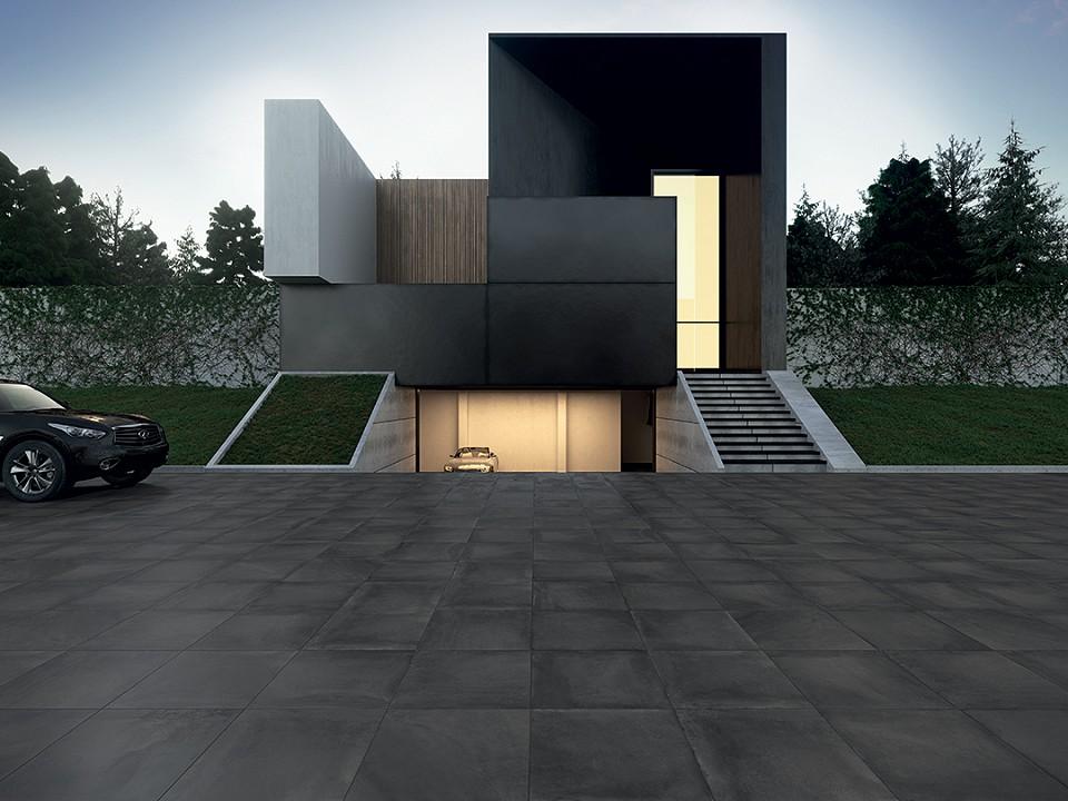 Castelvetro Outfit LAND BLACK